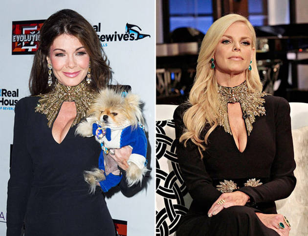 Real Housewives Fashion Face-Off: Lisa Vanderpump vs. Alexia Echevarria