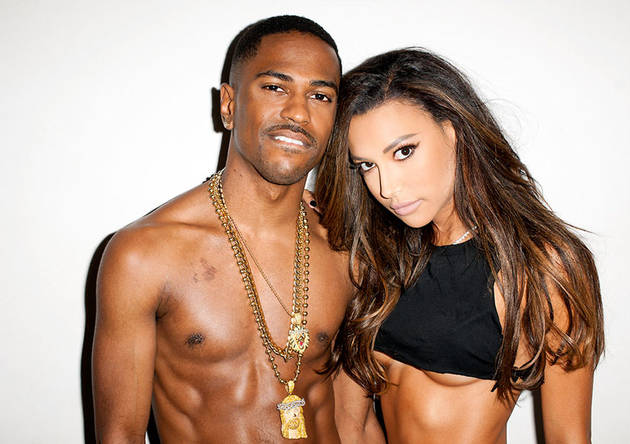 "Big Sean's NSFW Response to ""Dantana"" — Fiance Naya Rivera Reacts!"