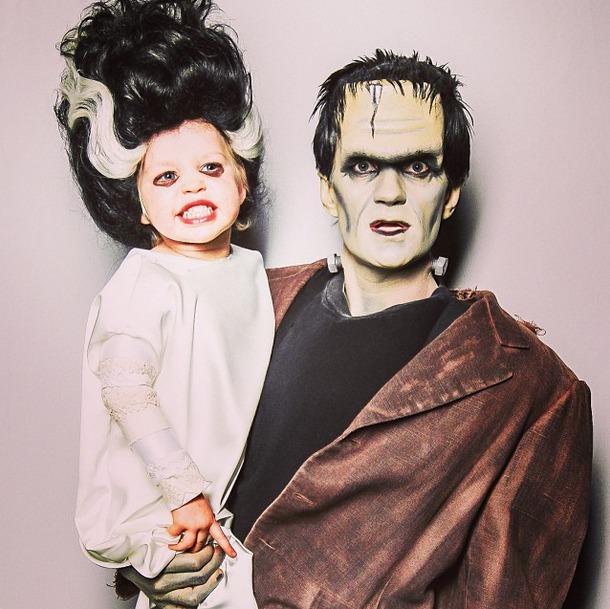 neil patrick harris� family halloween costumes through the