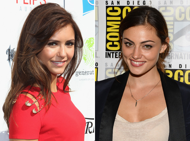 Nina Dobrev and Phoebe Tonkin's Halloween Costumes Revealed — Adorable Alert!