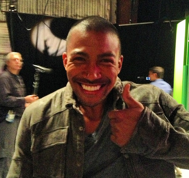 Charles Michael Davis Strips Down to Red Briefs in Friend's Viral Marriage Proposal (VIDEO)