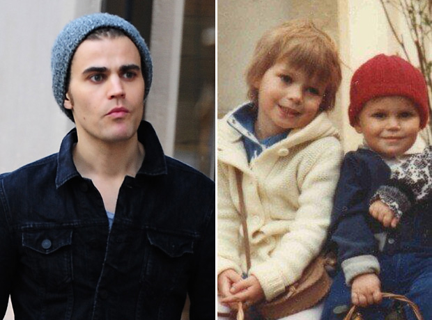 Paul Wesley Loves Beanies: Vampire Diaries Star's Style Through the Years (PHOTO)