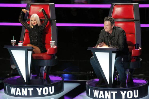 "Was Christina Aguilera Pressured to ""Tone Down"" Her Look on The Voice?"