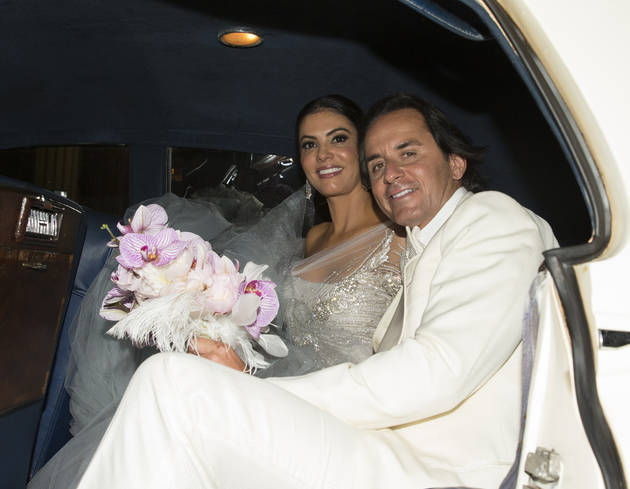 Adriana de Moura Admits She Made Frederic Get Botox Before Their Wedding — Exclusive