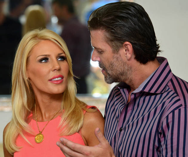 Gretchen Rossi and Slade Smiley Show United Front After RHOC Firing (PHOTOS)