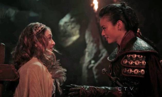 Once Upon a Time: 7 Reasons Why Aurora and Mulan Are in Love — in GIFs!