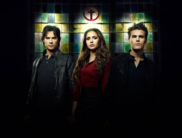 Vampire Diaries Season 4 Streaming on Netflix on October 3