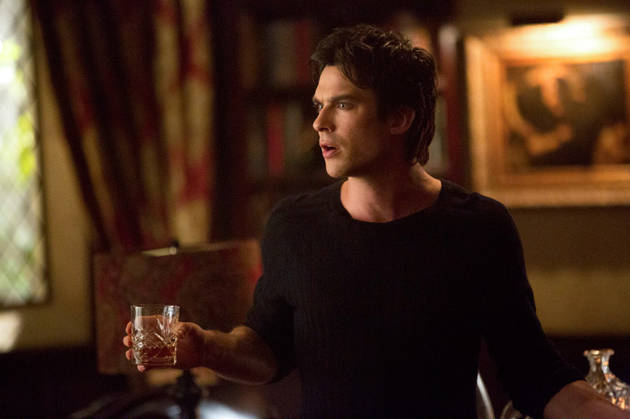 Ian Somerhalder Says No Doppelganger For Damon Salvatore