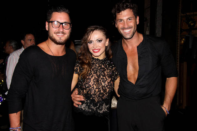 "Maks Chmerkovskiy Says He'd ""Definitely"" Do Magic Mike 2, Opens Up About Dating (VIDEO)"