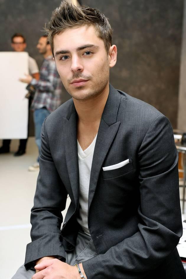 Zac Efron Parties on Birthday With Rob Pattinson, Joe Jonas — Report