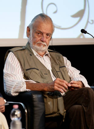 "George A. Romero Turned Down Job on The Walking Dead: ""It's Just a Soap Opera"""