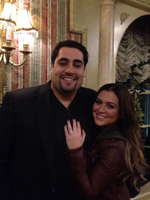 Where Is Lauren Manzo's Engagement Ring From?