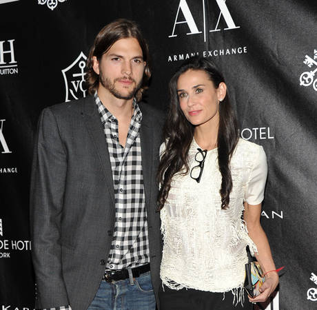Ashton Kutcher and Demi Moore Finally Divorced?