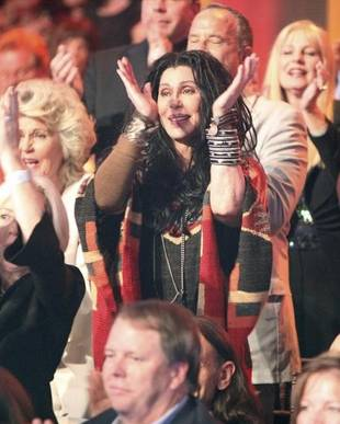 Cher Is Nervous About Judging Dancing With the Stars, Too Scared to Do Show Herself