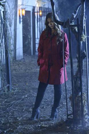 Pretty Little Liars Burning Question: What Did Ali Do To Ezra?