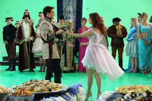 Once Upon a Time's JoAnna Garcia Talks Ariel's Singing, Love For Reba Co-Star Steve Howey — Exclusive
