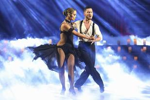 "Elizabeth Berkley Eliminated From Dancing With the Stars: I Felt a ""Sucker-Punch"""
