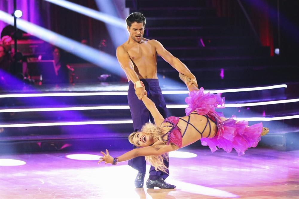 "Brant Daugherty: It's a ""Huge Relief"" to Have Len Goodman's Support on Dancing With the Stars"