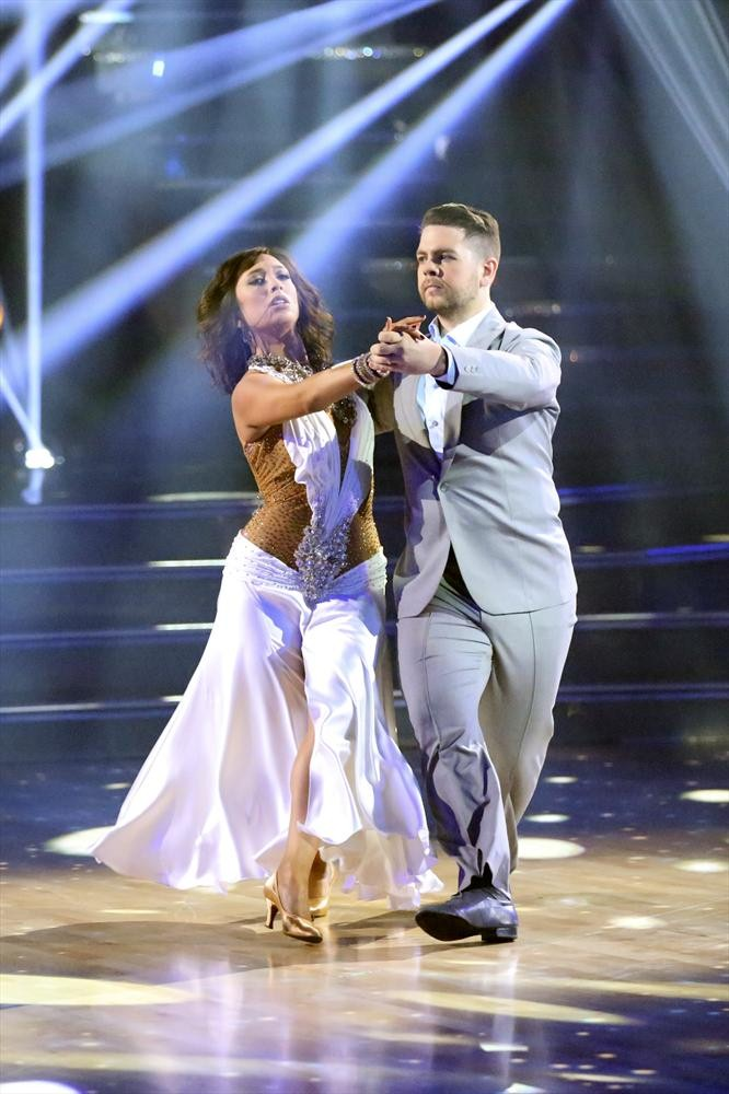 Dancing With the Stars 2013: Jack Osbourne and Cheryl Burke's Week 8 Tango