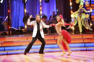 Dancing With the Stars 2013 Finale: Bill Engvall and Emma Slater's Freestyle