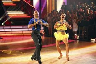 Corbin Bleu on His Buns of Steel and Intimidation as Dancing With the Stars Frontrunner