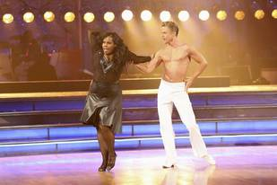 Dancing With the Stars Season 17, Week 9: Amber Riley and Derek Hough's Quickstep