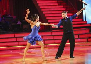Dancing With the Stars Season 17, Week 9: Jack Osbourne and Cheryl Burke's Viennese Waltz