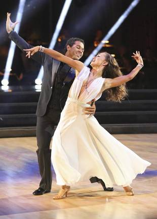 Dancing With the Stars Season 17, Week 10: Corbin Bleu and Karina Smirnoff's Tango