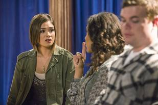 "Ravenswood Spoilers: Nicole Gale Anderson on Caleb and Miranda's ""Link"" and ""Evil"" Ghost Girl Max — Exclusive"