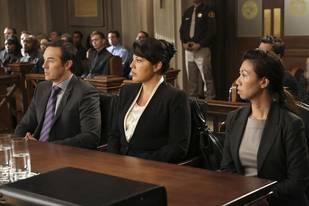 Grey's Anatomy Season 10 Spoilers: Jo Has to Testify in Callie's Malpractice Suit