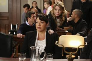 Grey's Anatomy Season 10 Spoilers: Callie's Fate Is Decided by the Board in Episode 9 Sneak Peek