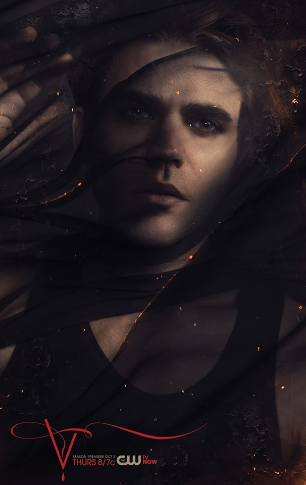 Vampire Diaries Season 5, Episode 8 Sneak Peek — Stefan Struggles With PTSD!
