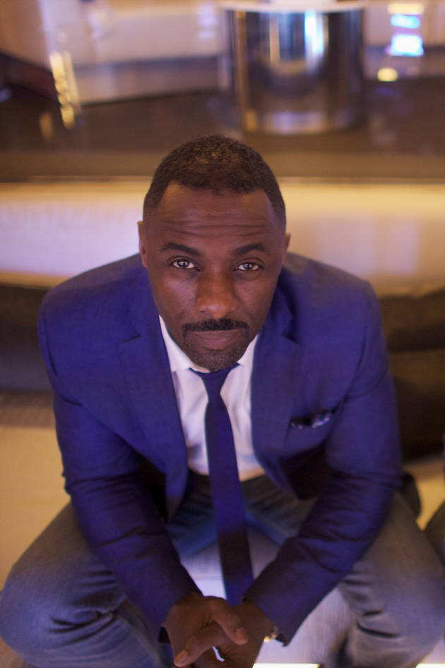 Idris Elba and Girlfriend Expecting a Baby!