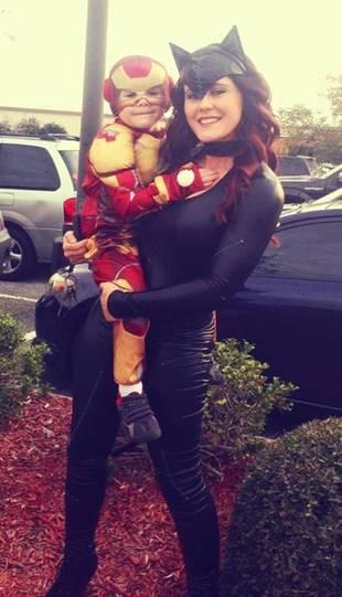 Jenelle Evans's Smokin' Hot Halloween Costume — Me-ow! (PHOTO)