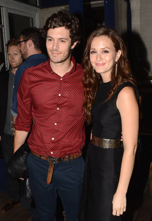 Leighton Meester and Adam Brody Are Engaged! (UPDATE)