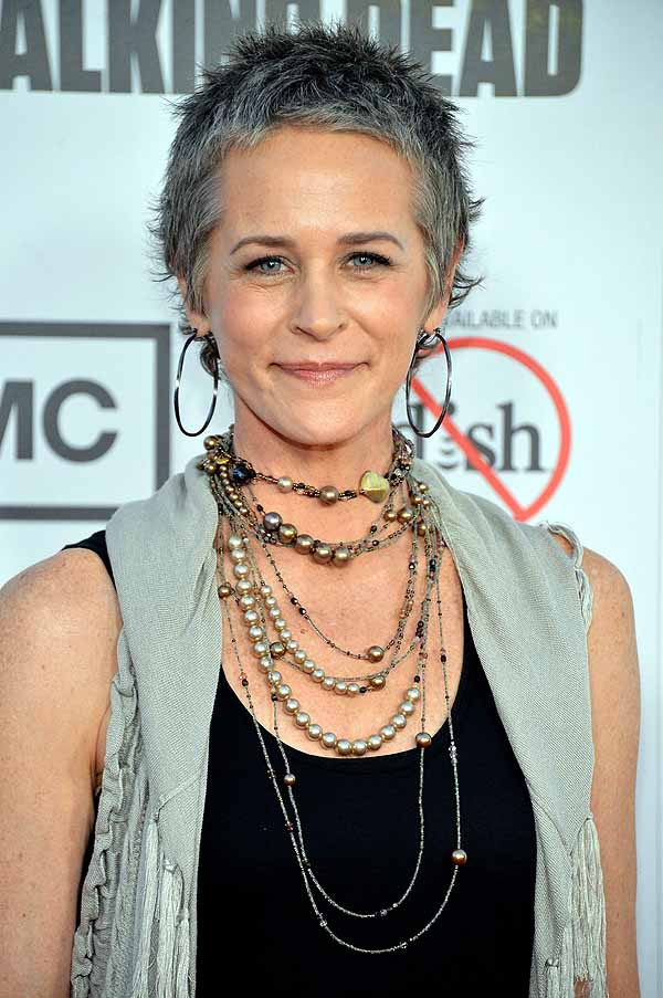 Melissa McBride: 6 Things to Know About the Walking Dead Actress