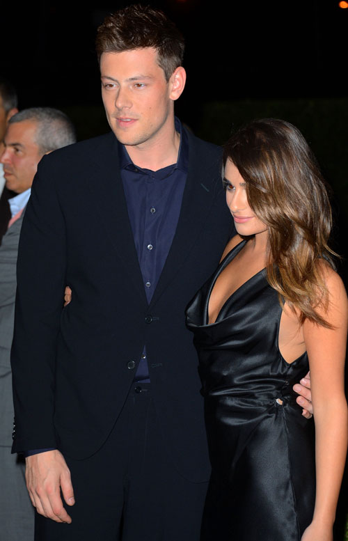 Lea Michele's Album Pushed to 2014 — To Include Song About Cory Monteith
