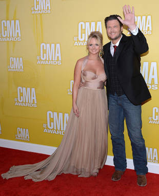 Blake Shelton and Miranda Lambert's Relationship: A Timeline (PHOTOS)