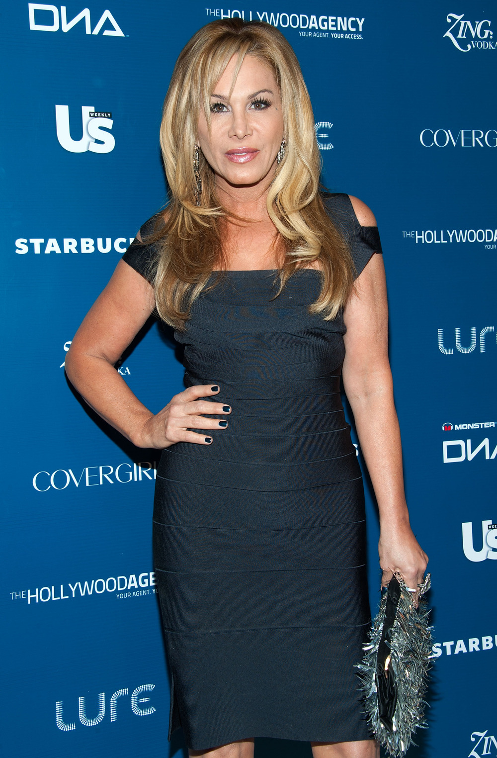Adrienne Maloof Injured During Interview — Is She Okay?
