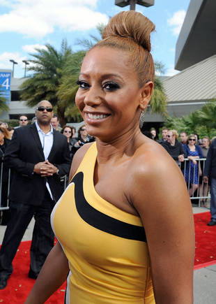 Mel B, aka Scary Spice, Got a Breast Reduction — Report