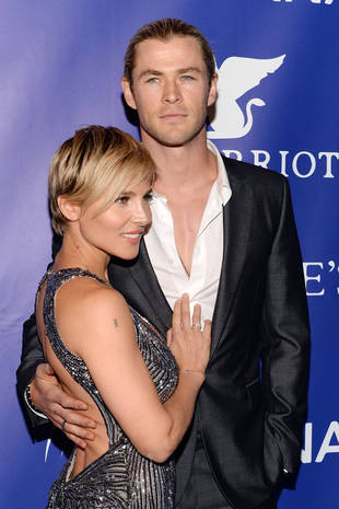 Chris Hemsworth and Elsa Pataky Expecting Second Baby!