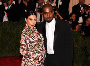 Kim Kardashian and Kanye West Planning For Another Baby Next Year — Report