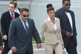 Teresa and Joe Giudice Indicted on Two New Fraud Charges