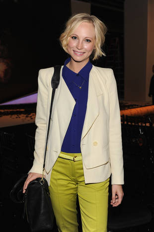 Candice Accola Rocks a Faux Bob — Should She Cut It All Off For Real? (PHOTO)