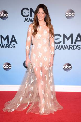 CMA Awards 2013: Kacey Musgraves Wins New Artist of the Year!
