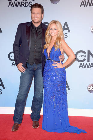 Miranda Lambert Goes Bold in Blue at the 2013 CMAs — Love It or Leave It? (PHOTO)
