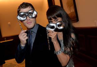 Joseph Morgan and Persia White Goof Around Adorably at TVD's 100th Episode Celebration (PHOTOS)