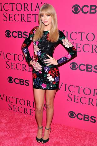 "Taylor Swift ""Didn't Fit"" at Victoria's Secret Fashion Show, Says Model"
