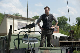 Sneak Peek of The Walking Dead Season 4 Episode 7: Martinez Helps Meghan… But Not The Governor (VIDEO)