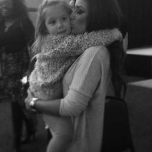 Chelsea and Aubree Houska Raise Money to Fight Cancer at Fashion Event